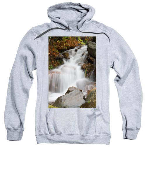 Waterfall In Nh Sweatshirt