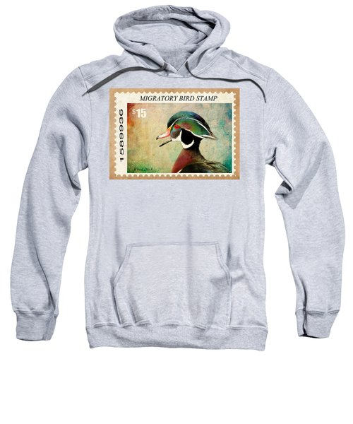 Waterfoul Stamp Sweatshirt