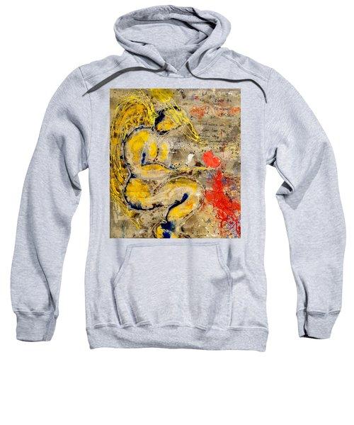 We All Bleed The Same Color IIi Sweatshirt