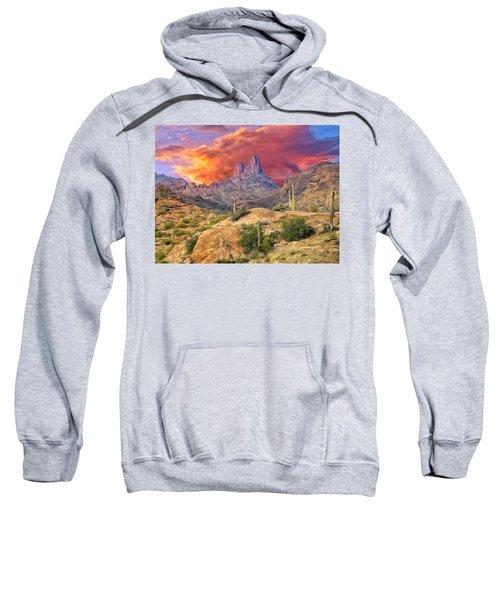 Weavers Needle Sweatshirt