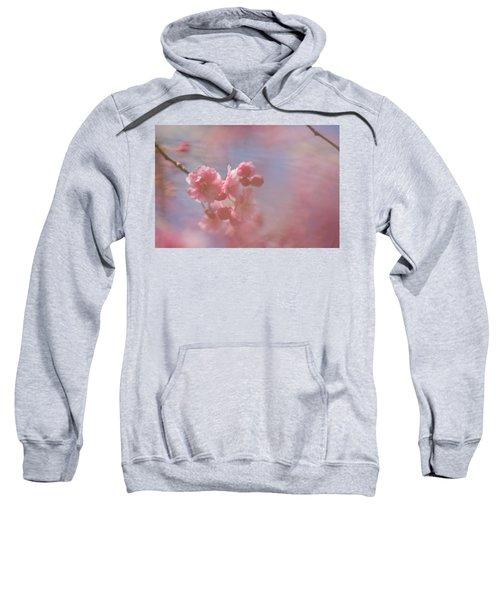 Weeping Cherry Blossoms Sweatshirt