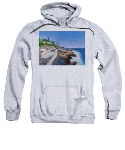 Weske Cottage Sweatshirt