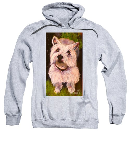 West Highland Terrier Reporting For Duty Sweatshirt