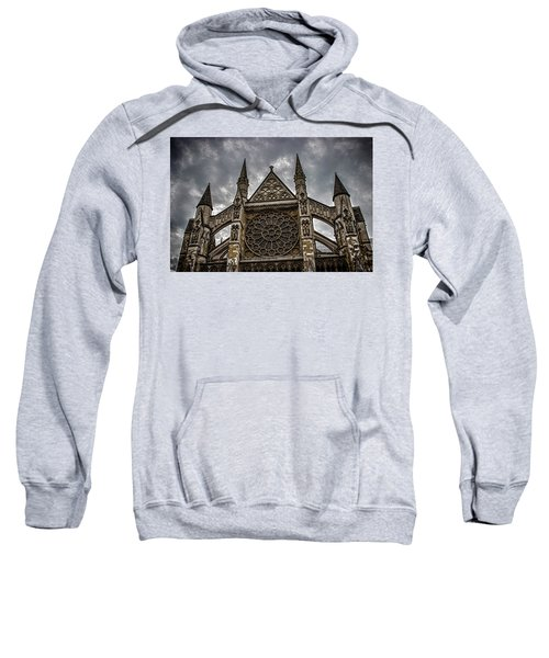 Westminster Abbey Sweatshirt by Martin Newman