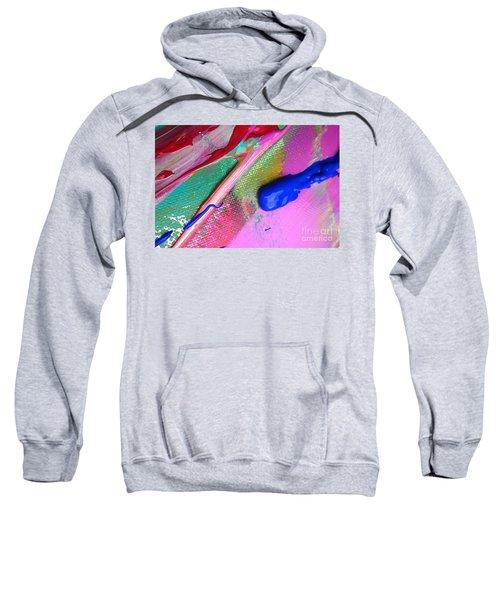 Wet Paint 31 Sweatshirt