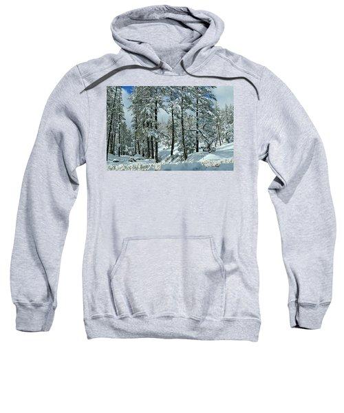 Whispering Snow Sweatshirt