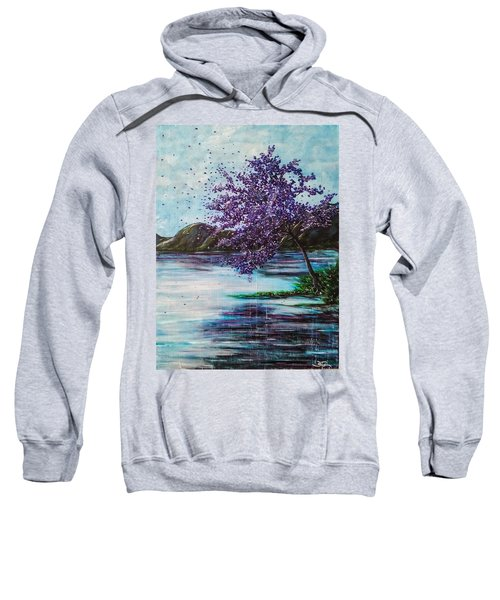 Whispers Of Wishes Sweatshirt