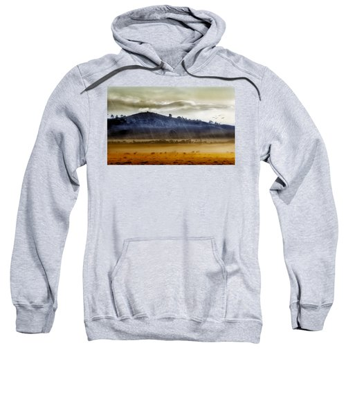 Whisps Of Velvet Rains... Sweatshirt