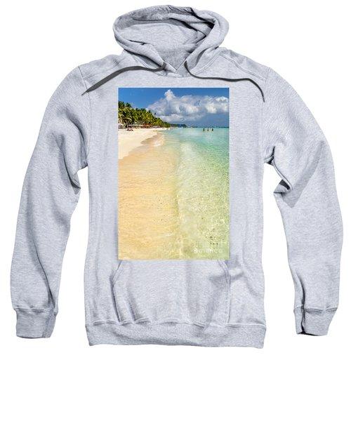 White Beach Boracay Sweatshirt
