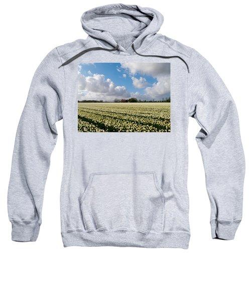 White Field Sweatshirt
