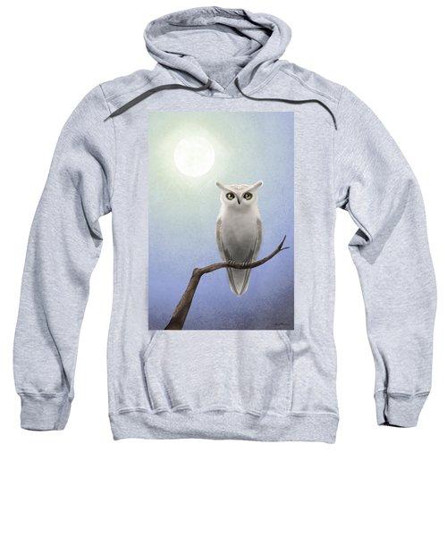 White Owl Sweatshirt