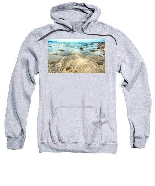 White Sand Beach Sweatshirt