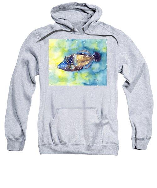 Whitespot Filefish Sweatshirt