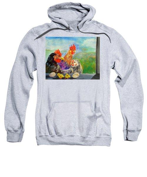 Whose Egg Isthat Sweatshirt