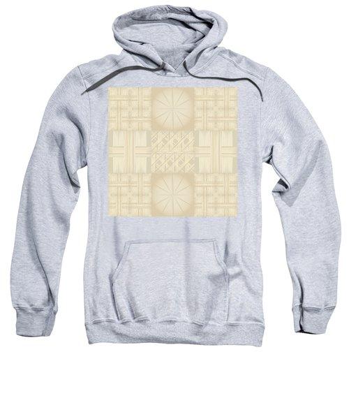 Wicker Quilt Sweatshirt