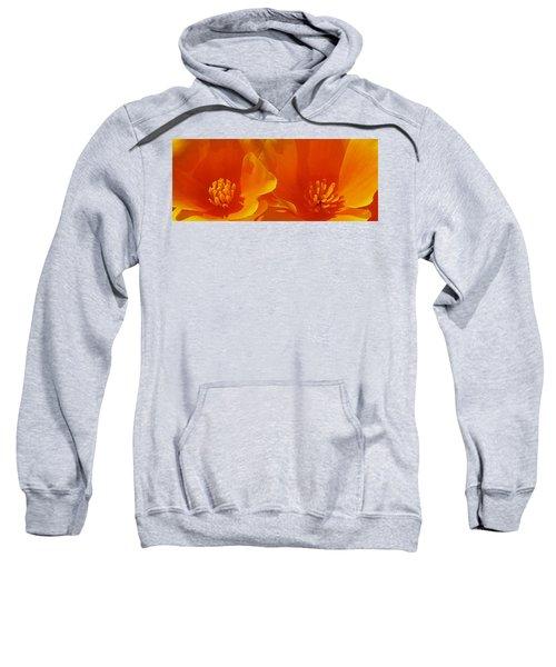 Wild Poppies Sweatshirt