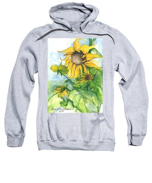 Wild Sunflowers Sweatshirt
