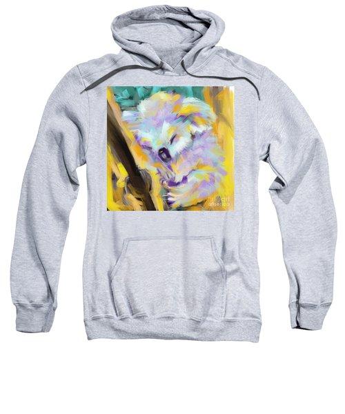 Wildlife Cuddle Koala Sweatshirt