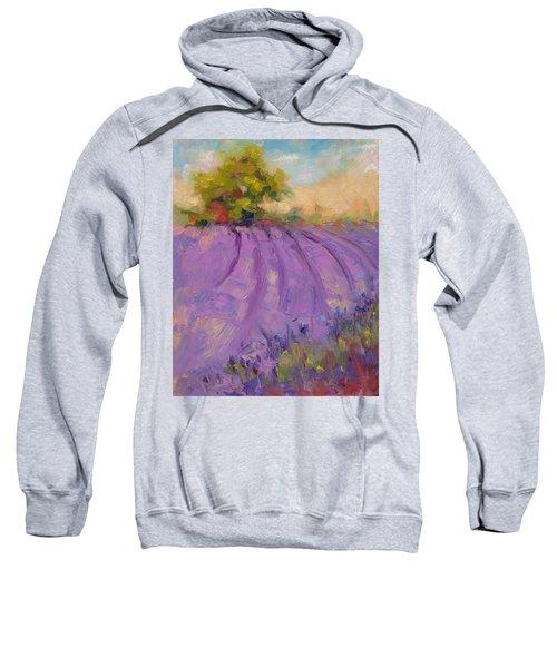 Wildrain Lavender Farm Sweatshirt