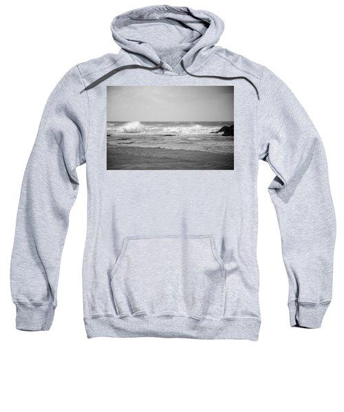 Wind Blown Waves Tofino Sweatshirt