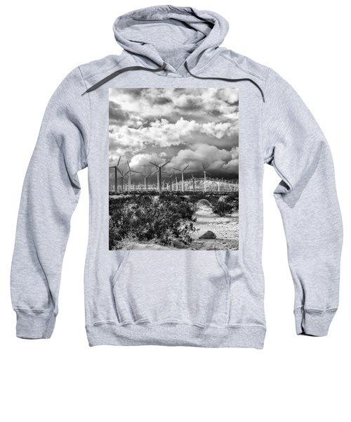 Wind Dancer Palm Springs Sweatshirt
