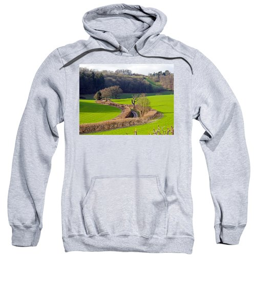 Winding Country Lane Sweatshirt