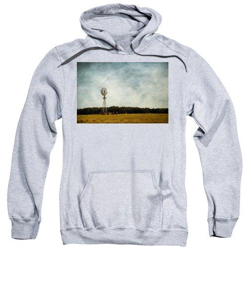 Windmill On The Farm Sweatshirt