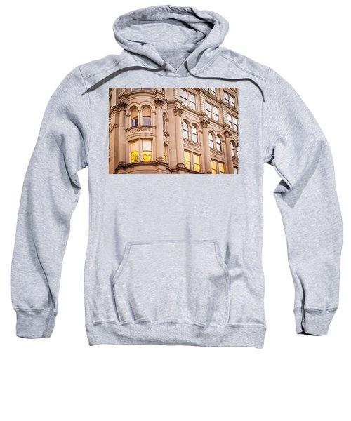 Window To My Heart Sweatshirt