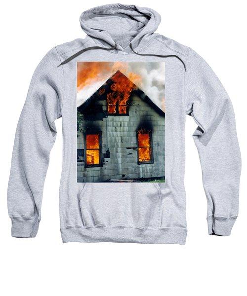 Windows Aflame Sweatshirt