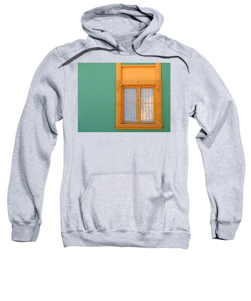 Windows Of The World - Santiago Chile Sweatshirt