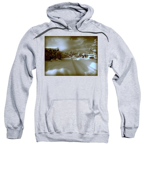 Winter Lane Sweatshirt
