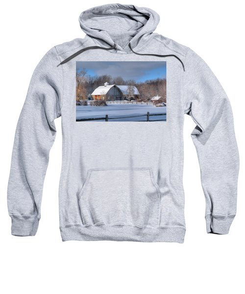 Winter On The Farm 14586 Sweatshirt