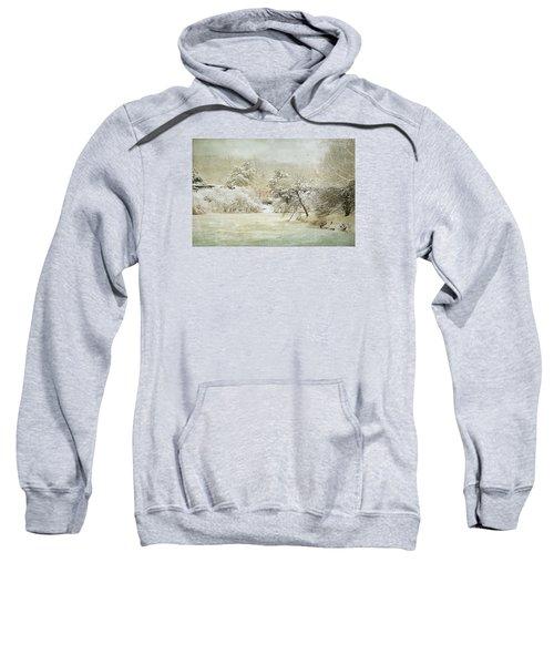 Winter Silence Sweatshirt