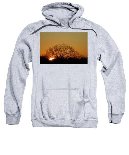 Winter Sunset Sweatshirt
