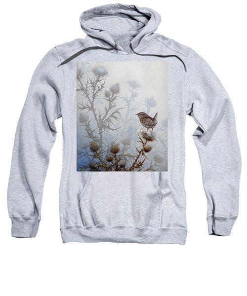 Winter Wren Sweatshirt