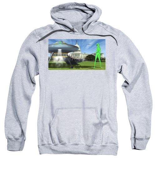 Wip - Washington Field Trip Sweatshirt by Mike McGlothlen