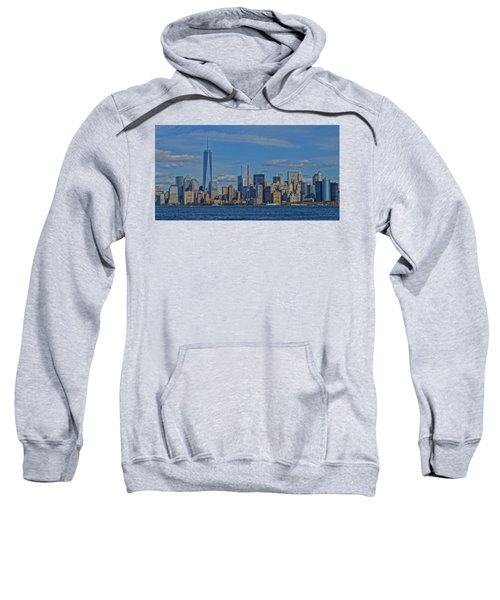 World Trade Center Painting Sweatshirt