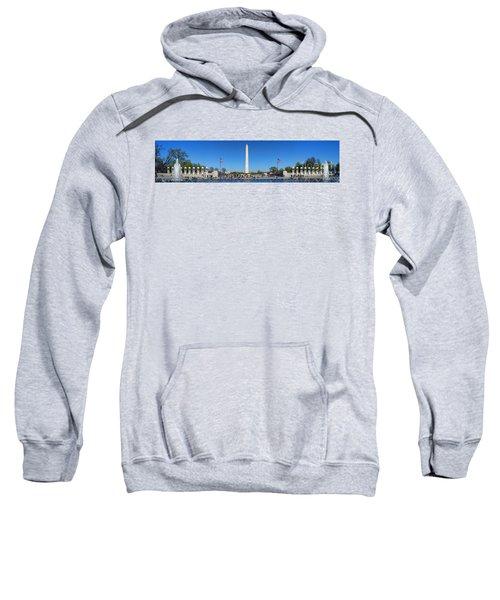 World War II Memorial Sweatshirt