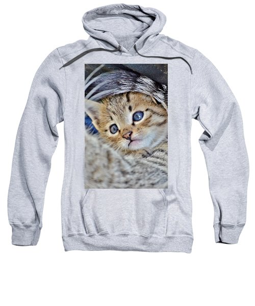 Wrapped In Mother's Love Sweatshirt