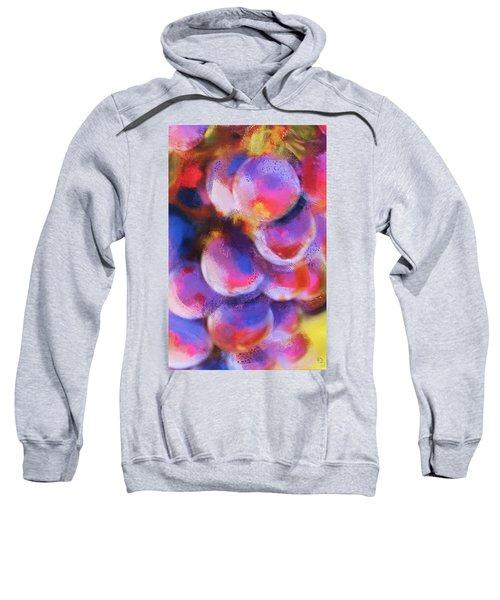 Wrath Of Grapes Sweatshirt