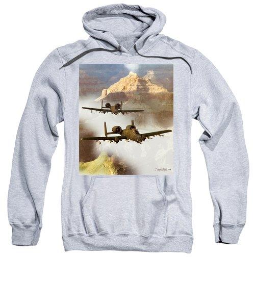 Wrath Of The Warthog Sweatshirt