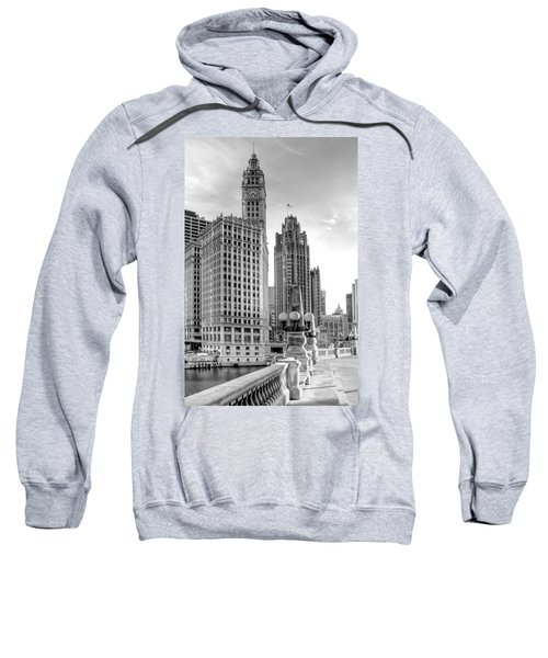 Wrigley And Tribune Sweatshirt