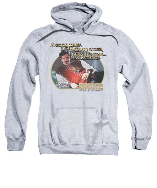 Xena - A Good Thief Sweatshirt