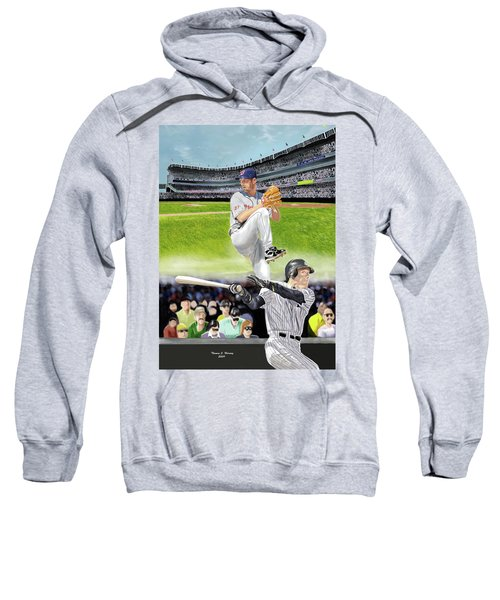 Yankees Vs Indians Sweatshirt