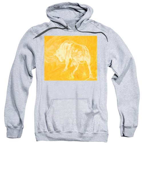 Yellow Bull Negative Sweatshirt