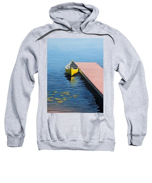 Yellow Canoe Sweatshirt