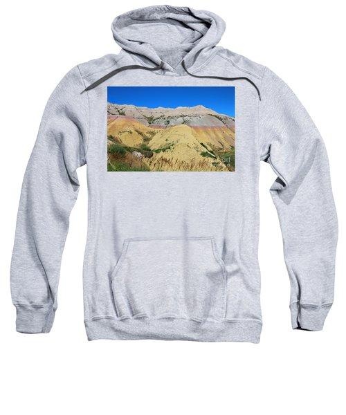 Yellow Mounds Badlands National Park Sweatshirt