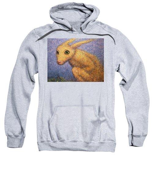 Yellow Rabbit Sweatshirt