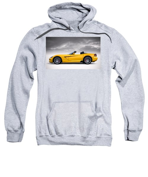 Yellow Viper Roadster Sweatshirt
