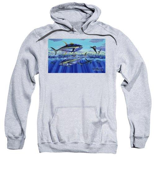 Yellowfin Bust Off0083 Sweatshirt
